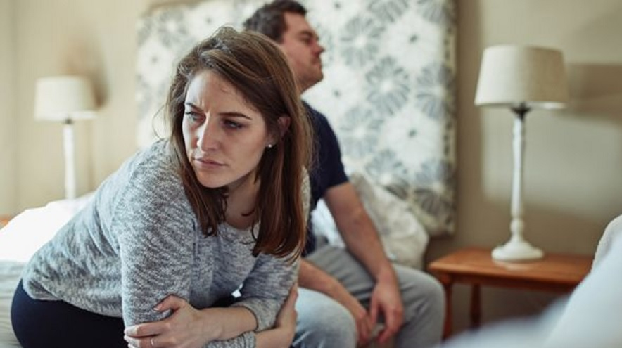 En muchos casos, la cuarentena deterioró las relaciones de pareja.