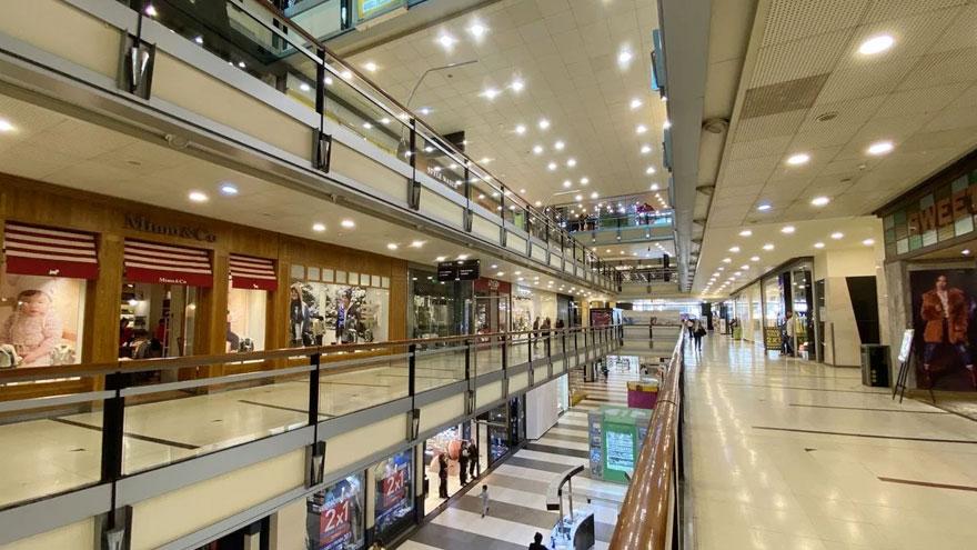 La facturación por delivery representaba la única posibilidad de recaudación para los locales de centros comerciales.