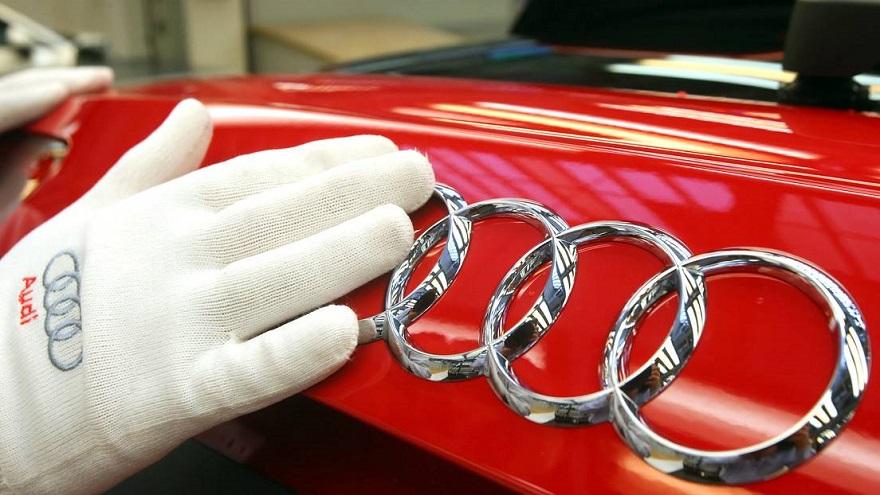 Audi, entre las marcas de autos con logo más reconocido.
