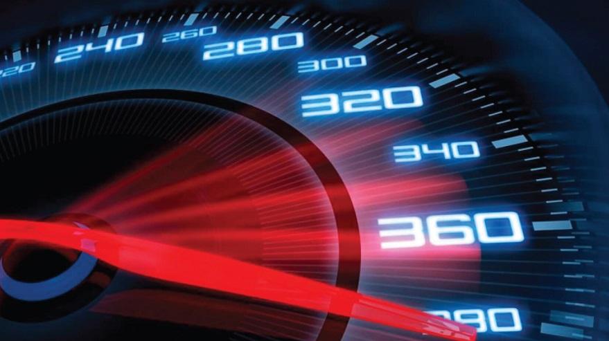 La velocidad es clave para el consumo de nafta.
