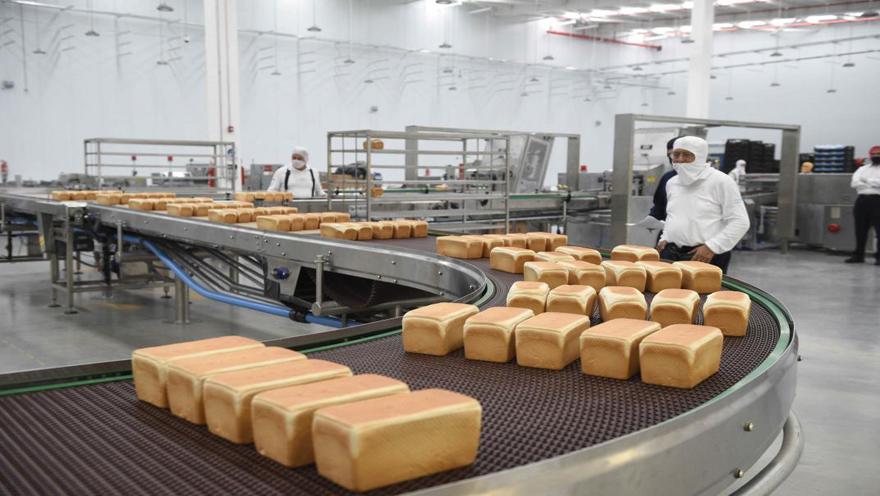 En el precio de alimentos, como el pan, la incidencia de las retenciones es mínima en el valor al público
