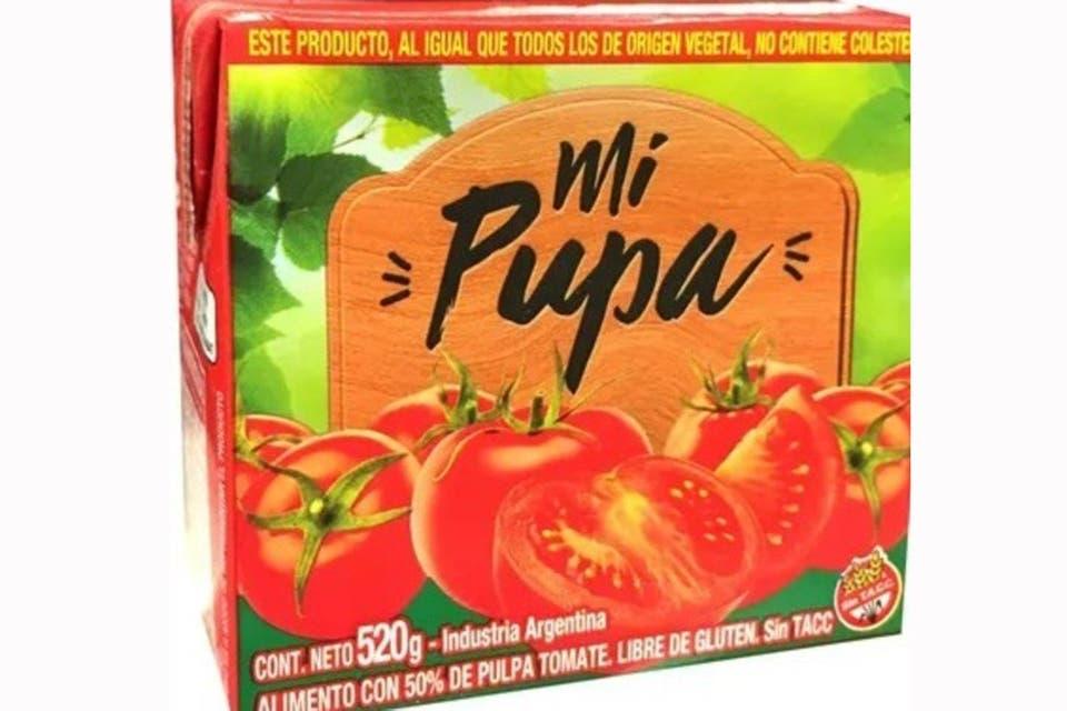 Esta es la marca de puré de tomate alcanzada por la medida