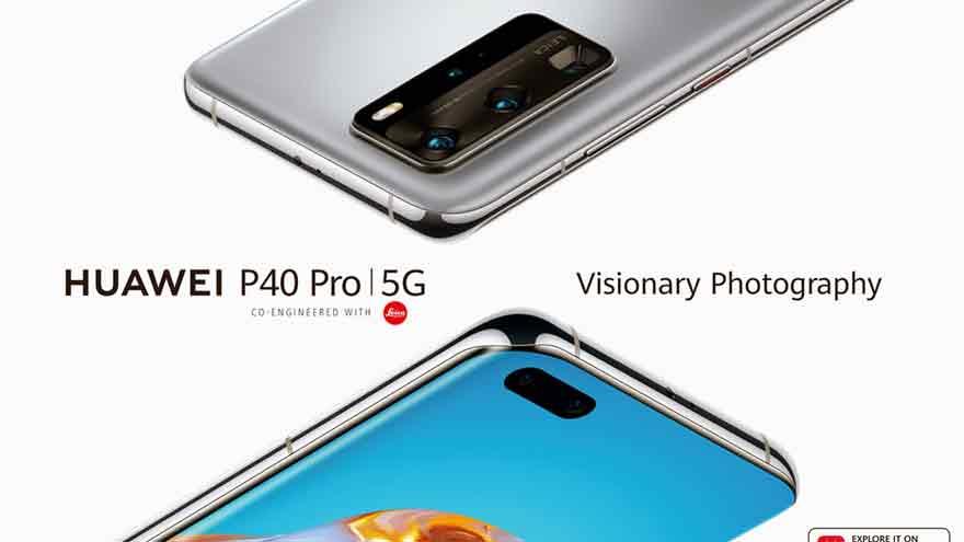 El P40 Pro cuenta con un modo monocromo que te permite fotos realmente artísticas y atmosféricas.