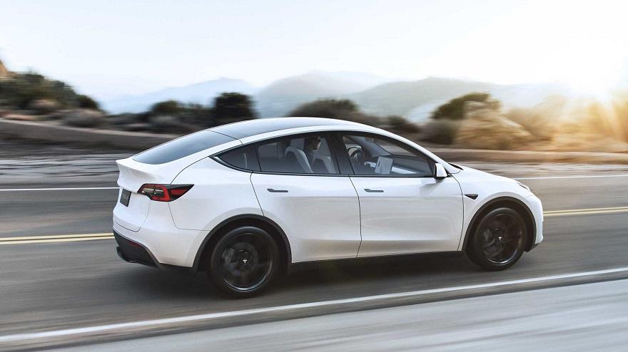 Tesla Model Y, otro invento eléctrico de Musk.