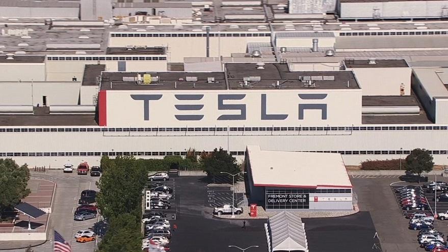 Tesla, el rey de los autos eléctricos.