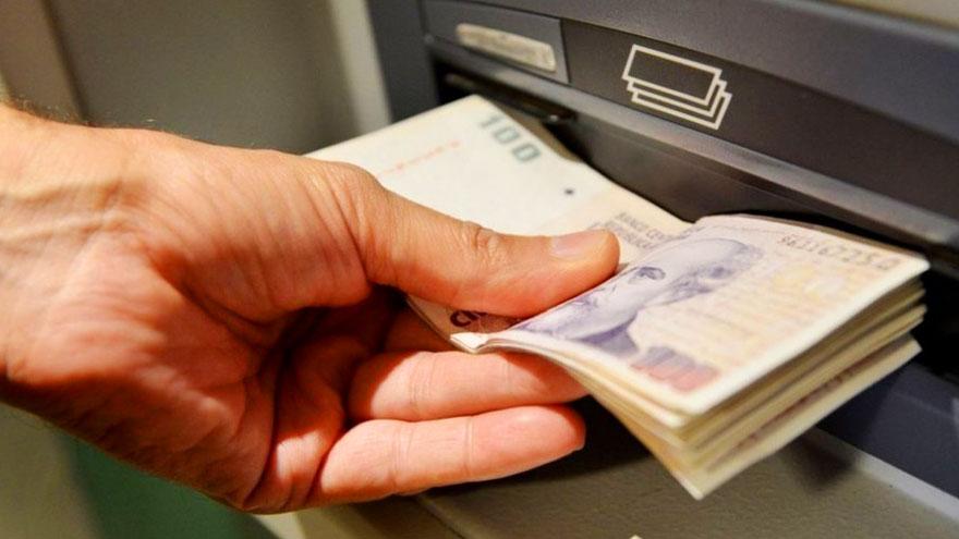 El pago del bono IFE se realizó en su mayor parte a través de cajeros electrónicos.