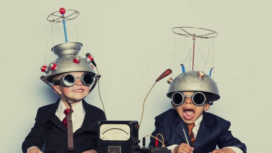 La creatividad también puede ser un signo de dislexia