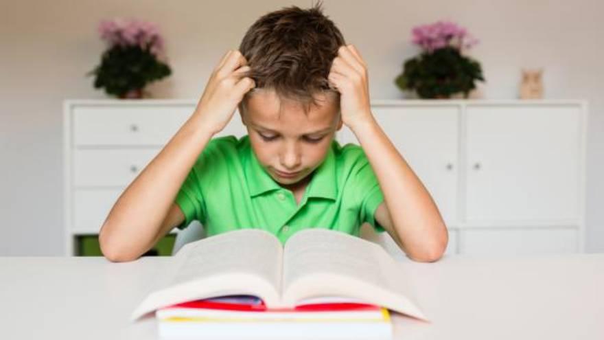 Leeer y escribir es difícil para quienes padecen dislexia