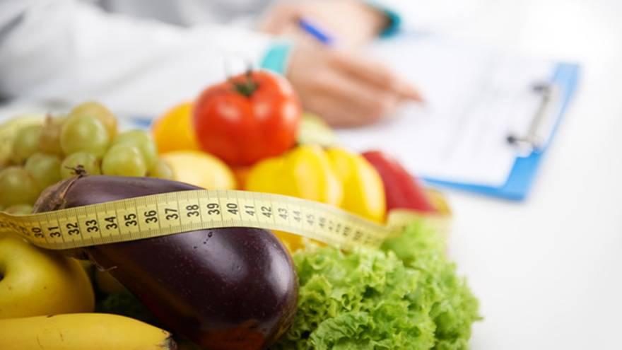 La alimentación es clave para controlar la diabetes