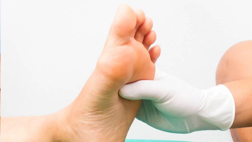El pie diabético es una complicación frecuente de la diabetes