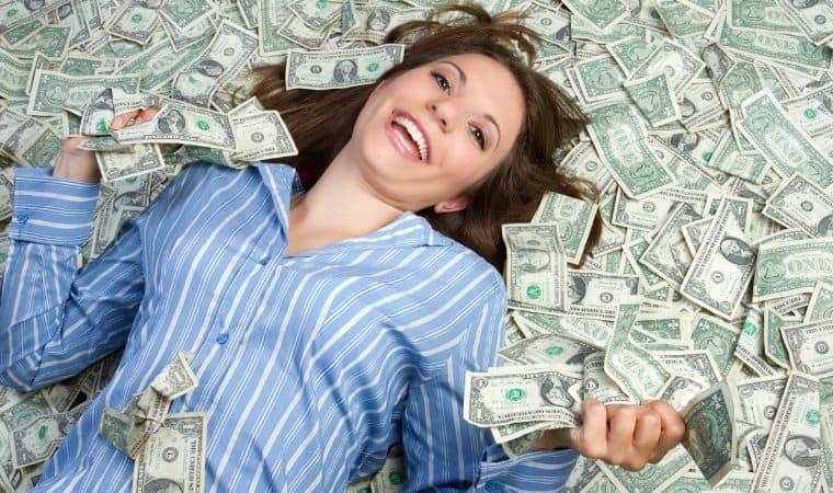 Si te gusta el dinero, es probable que hayas elegido el árbol 2