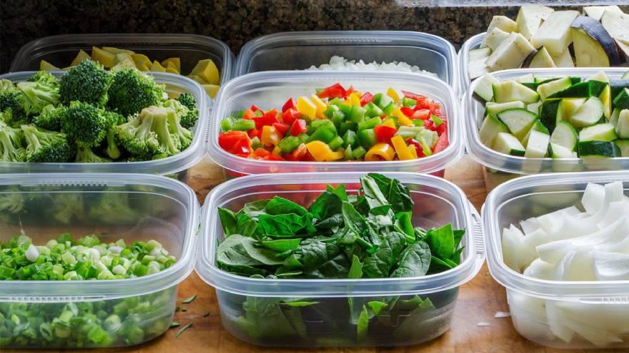 Planificar las comidas puede ayudar a cuidar la salud del corazón
