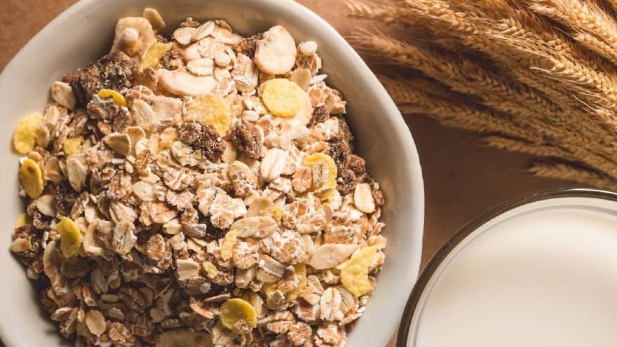 Los cereales integrales son mejores que los refinados