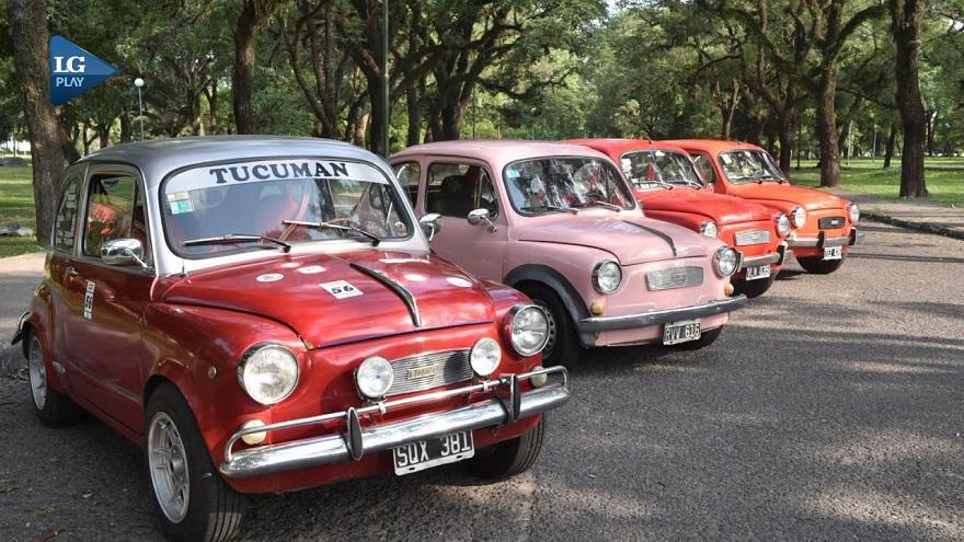 De colección, el Fiat 600 en la memoria de todos.