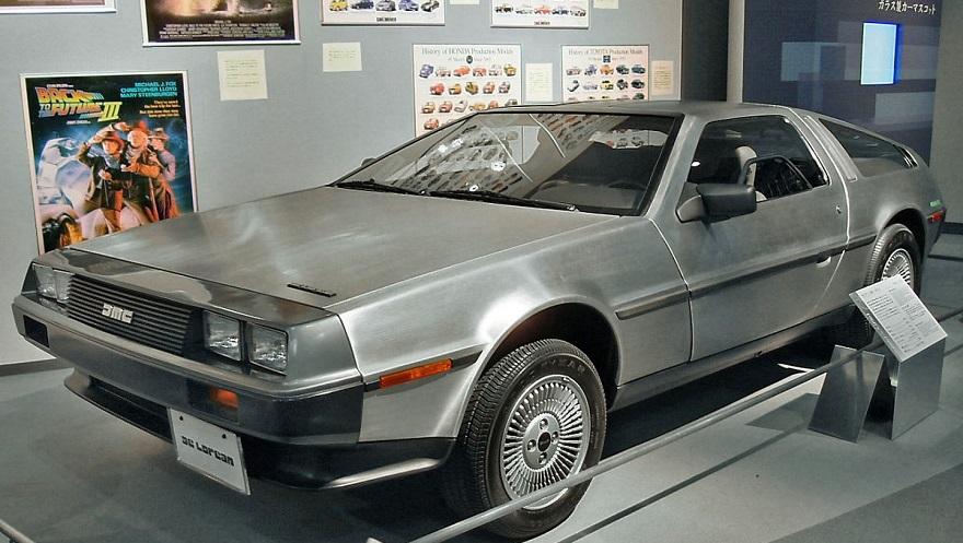 Del éxito a la bancarrota, la vida de DeLorean.