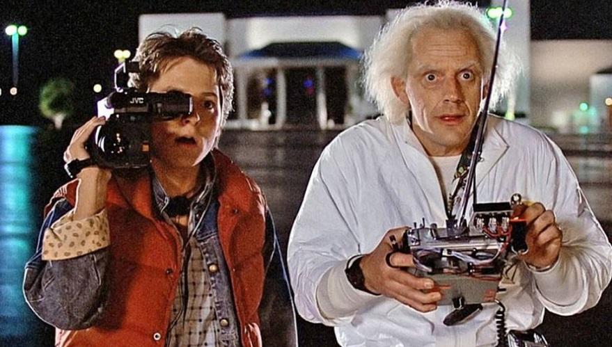 Volver al futuro es uno de los estrenos principales de películas online de Netflix en junio.