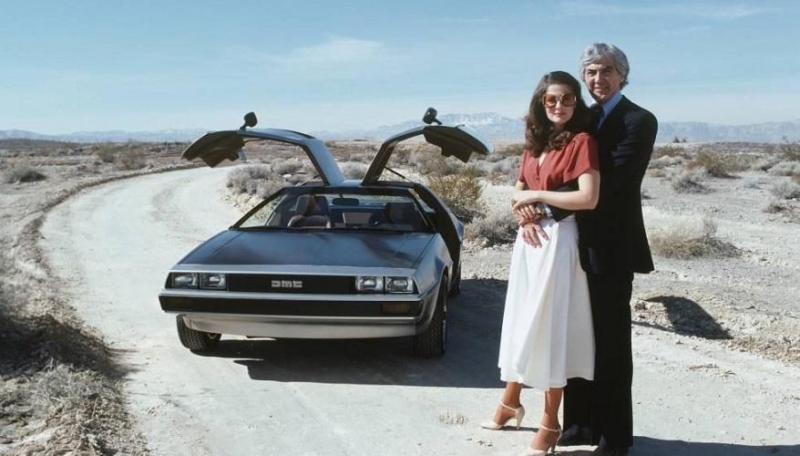 El excéntrico fundador de DeLorean.