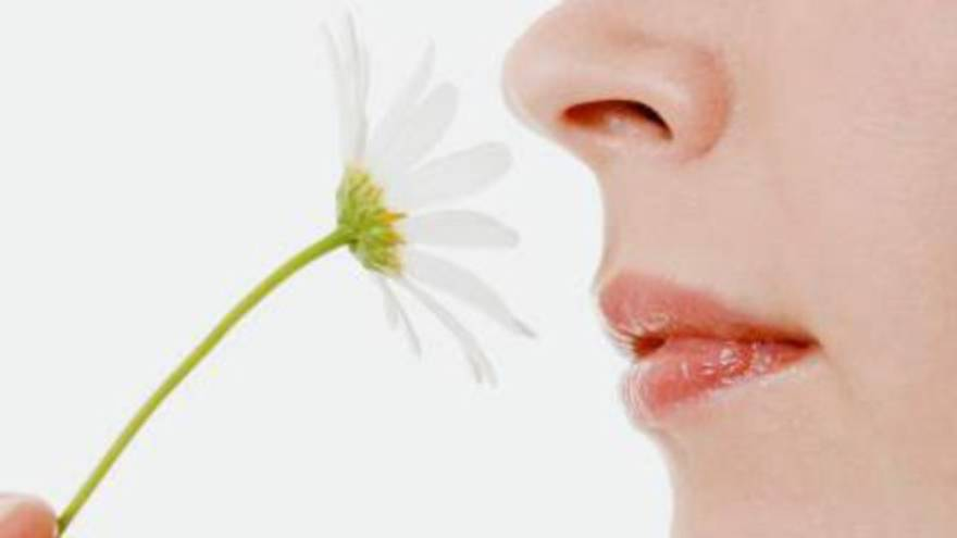 La pérdida del olfato es uno de los síntomas del Covid-19