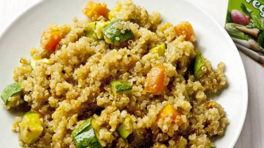 Son muchos los platos que se pueden cocinar con quinoa