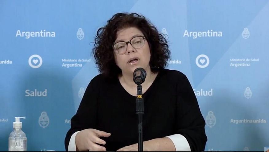 Secretaria de Acceso a la Salud de la Nación, Carla Vizzotti