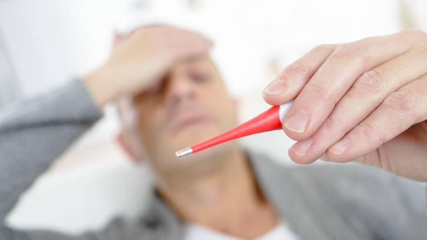 La fiebre aparece en el coronavirus y en el resfrío, pero nunca en la alergia