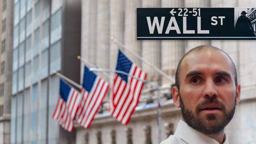 El ministro Guzmán modificó la oferta, resta la presentación en Wall Street