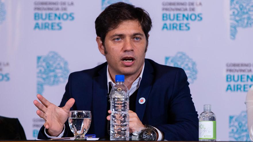 El gobernador de Buenos Aires, Axel Kicillof, pidió a los acreedores que le presenten una contraoferta y extendió la negociación hasta el 26 de mayo