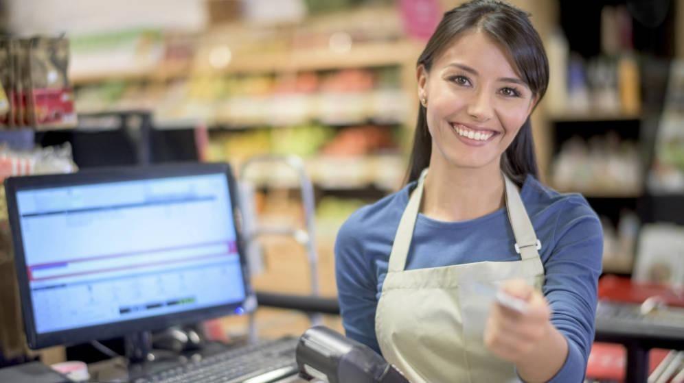 El retail fue uno de los sectores que se reforzó con trabajadores eventuales