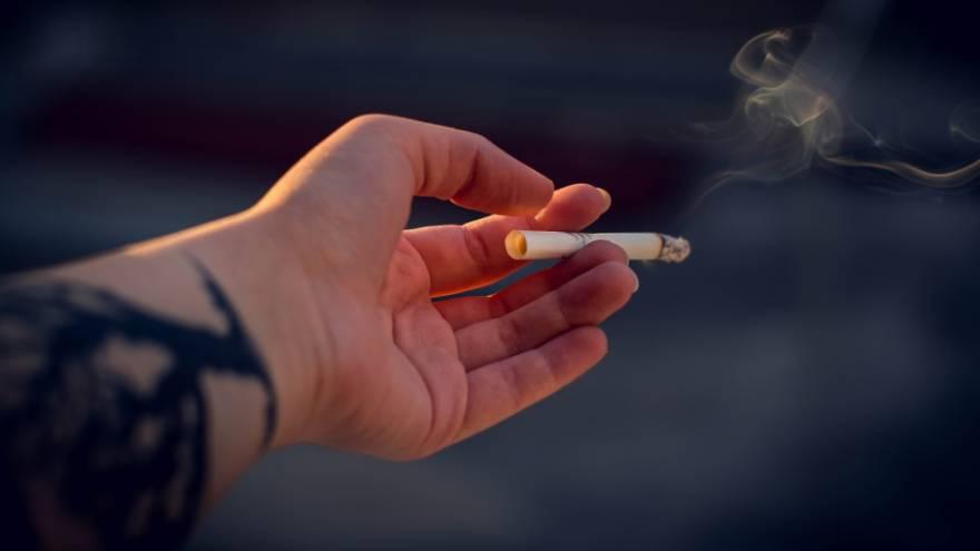 Fumar es una de las causas de infarto