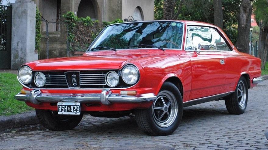El Torino, una reliquia argentina.