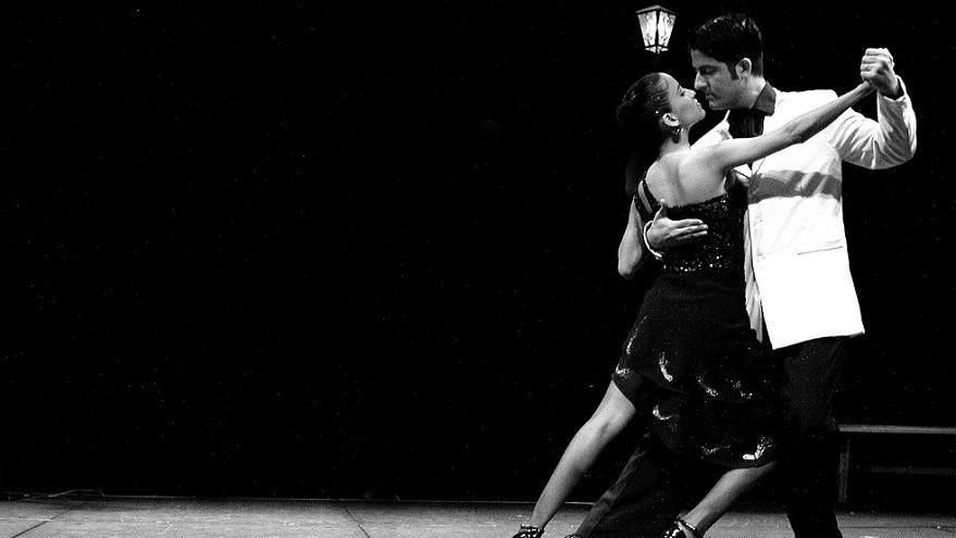 El tango, una música argentina.