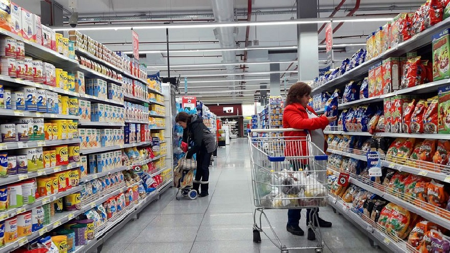 Los supermercados deben atender todas las compras.