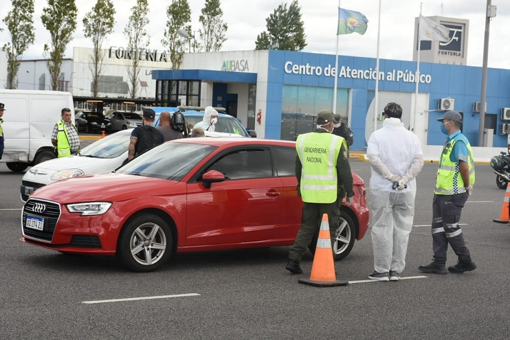 Las infracciones en CABA crecen con más autos en la calle.