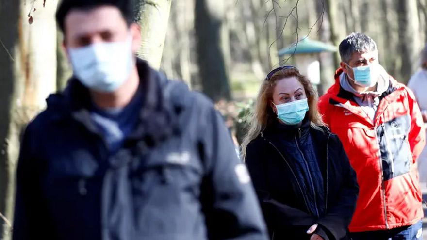 En Alemania, las restricciones se flexibilizaron cuando el índice de contagio se redujo drásticamente