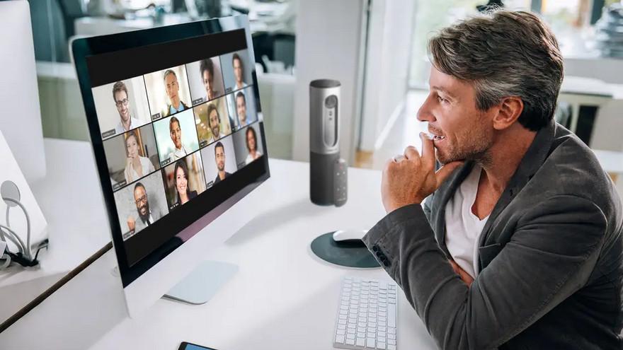 Desde casa se pueden realizar reuniones para armar el proyecto con colaboradores, posibles proveedores y posibles clientes