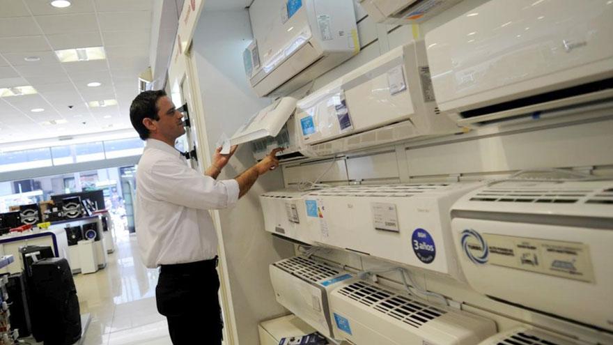 Muchos supermercados ofrecen electrodomésticos dentro de sus instalaciones