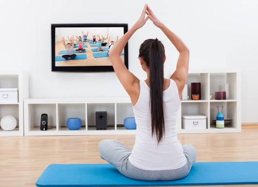 Enseñar yoga online puede ser un negocio rentable en 2021