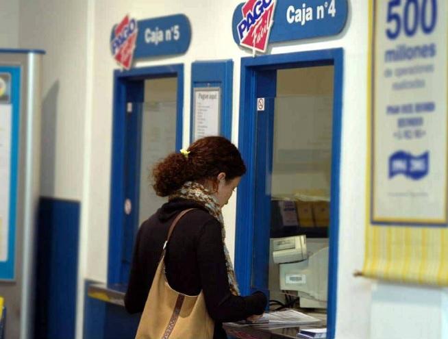Los locales para pagos extra bancarios pueden atender clientes de acuerdo a su DNI
