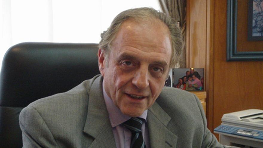Además de diputado, Carlos Heller preside el Banco Credicoop