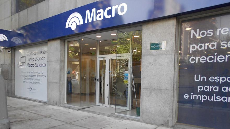 Las acciones de Banco Macro y otras entidades del sector son elegidas por los analistas