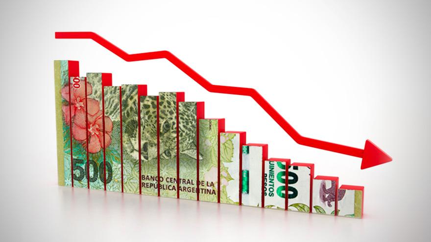 Las tasas en pesos siguen con tendencia descendente