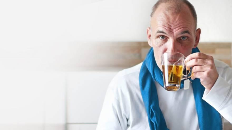 Mantenes la garganta húmeda puede mejorar el dolor