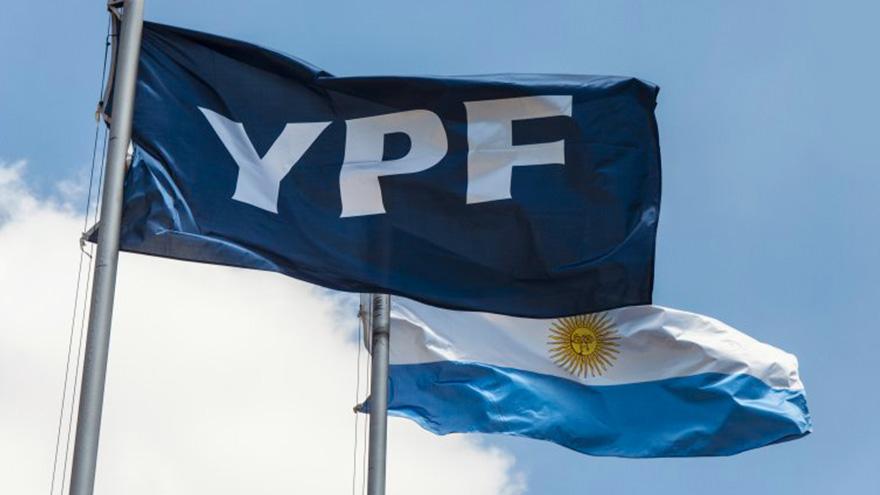 Las acciones de YPF, claras ganadoras de la jornada en la plaza local.