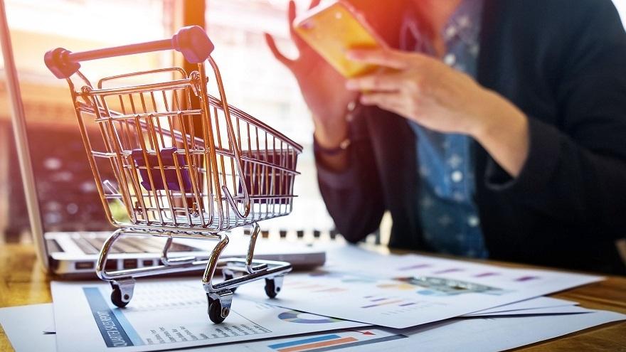 Los supermercados son el rubro más destacado en las compras con tarjeta durante la cuarentena