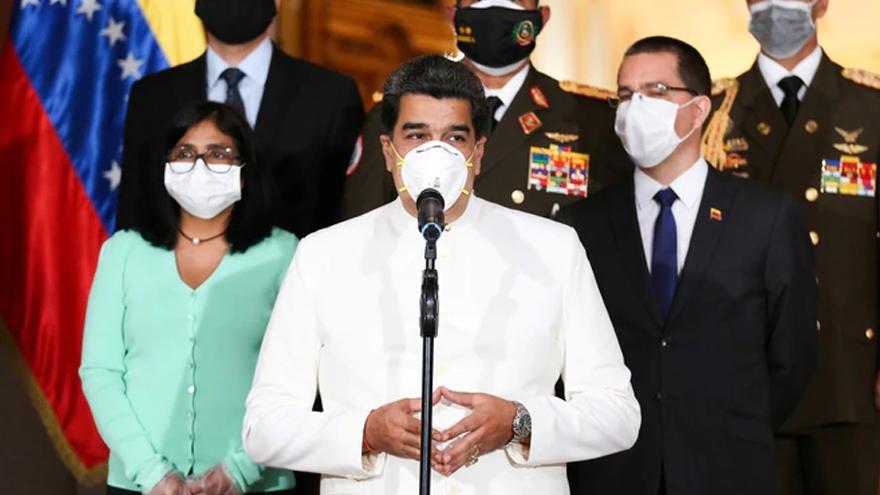 Nicolás Maduro aseguró haber encontrado una solución que neutraliza al 100% el nuevo coronavirus