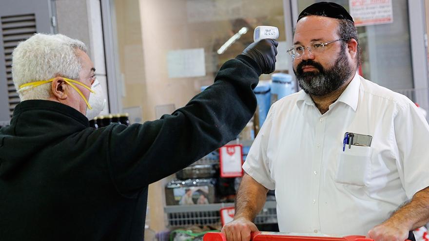 En Israel esperan que abril sea un mes clave para la salida del confinamiento.