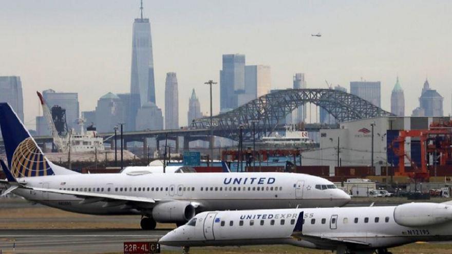 United Airlines es la única del top ten que permanece en el país.