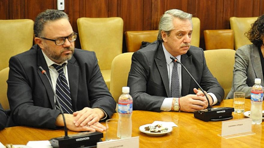 Kulfas y Alberto Fernández: el sector del biodiesel advierte sobre la gravísima situación.