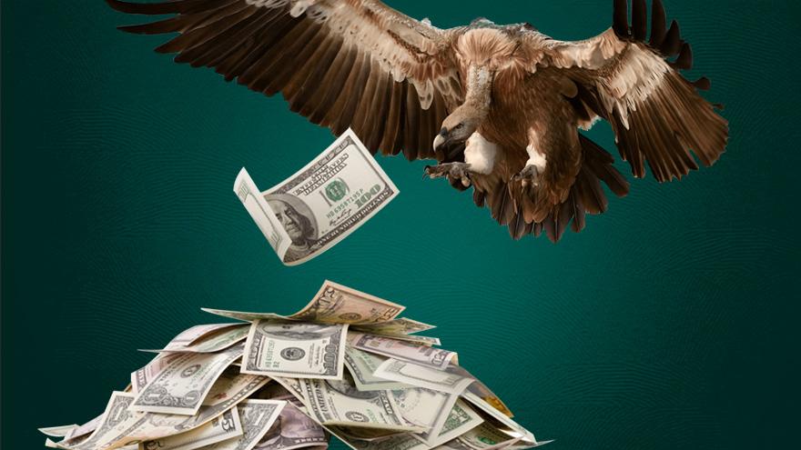 Uno de los integrantes del Comité que declaro el default es el Fondo Elliot Management, que litigó contra Argentina por la cesación de pagos de 2001/2