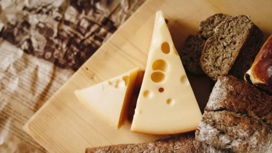 El queso es uno de los alimentos